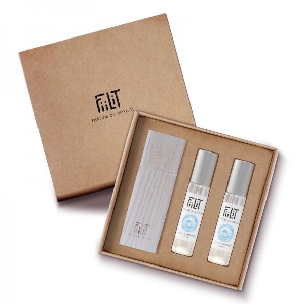 FiiLit Parfum Du Voyage Cyclades Travel Gift Box