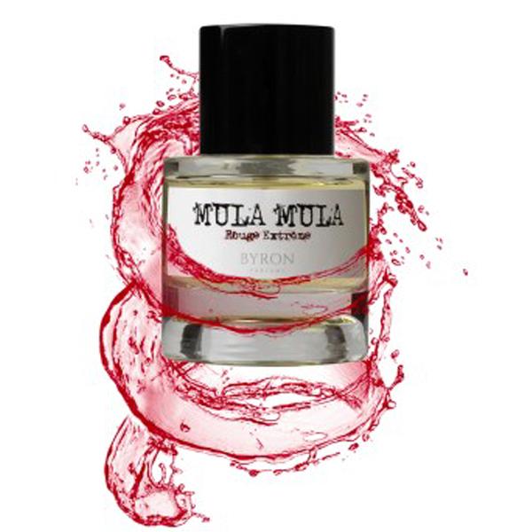 Byron Parfums Mula Mula Rouge Extreme