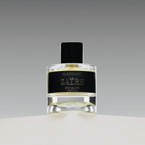 Byron Manjaro Zaïre Perfume Zaire Parfum Limited Edition