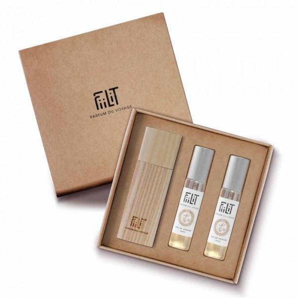 FiiLit Parfum Du Voyage Bali Travel Gift Box