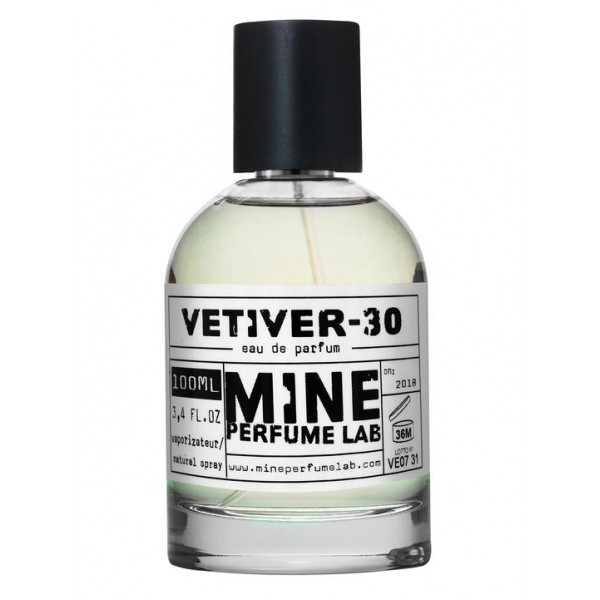 Mine Perfume Lab Italy Vetiver-30
